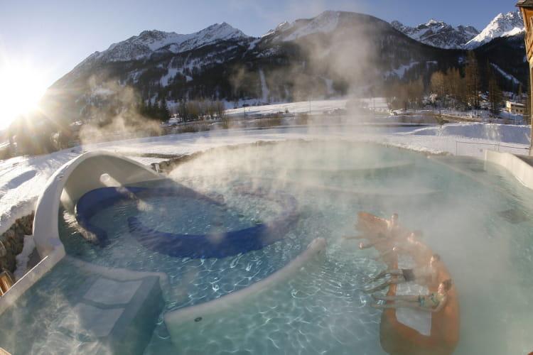 Les grands bains du mon tier en hautes alpes 15 for Hotel des grands bains