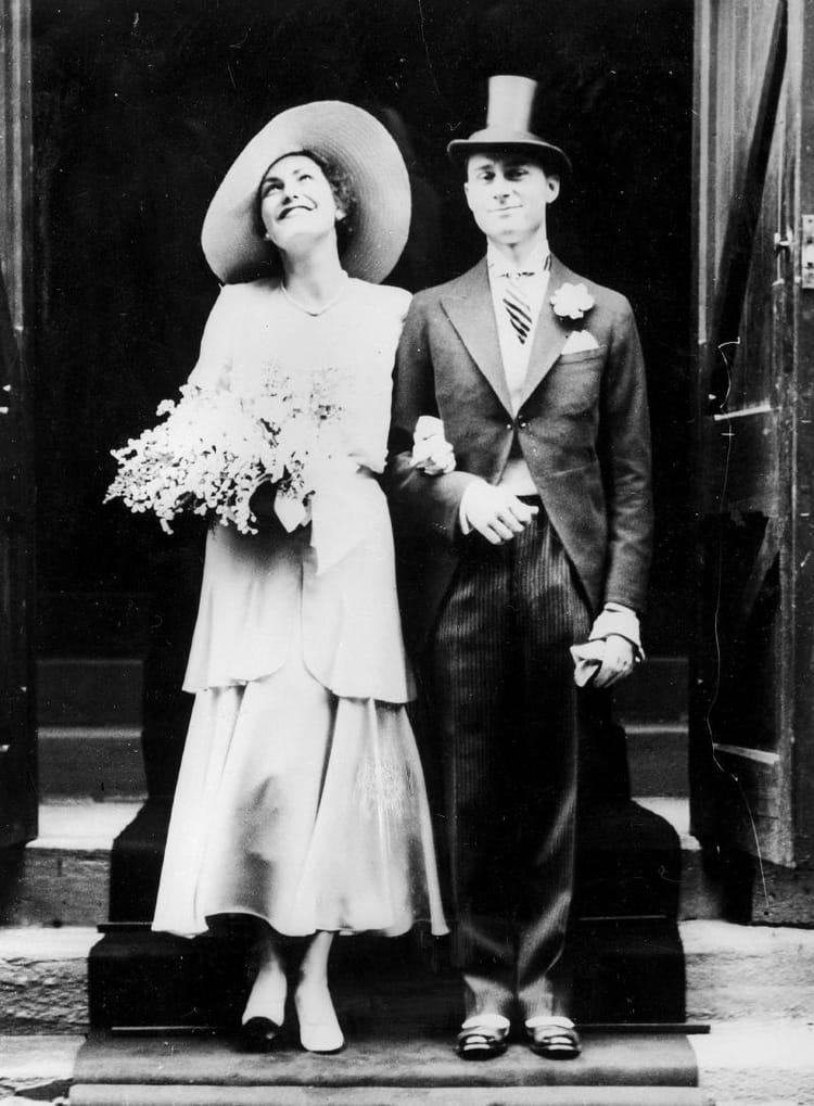 L 39 l gance r tro en 1930 les plus belles photos de for Code vestimentaire royal de mariage