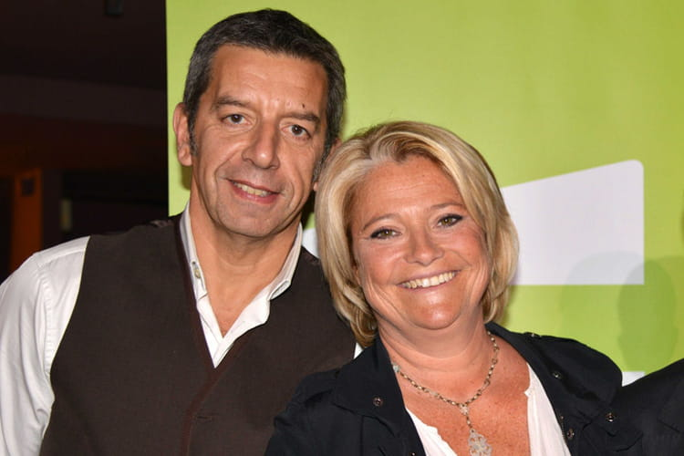 Michel cymes et marina carr re d 39 encausse - Michel cymes marina carrere d encausse ...