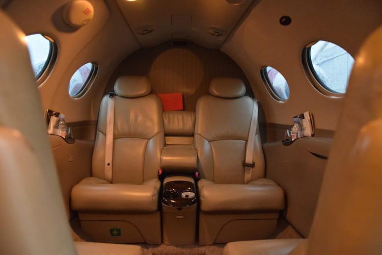 Le confort bord cojetage on a test le vol en jet for Moteur de recherche hotel pas cher