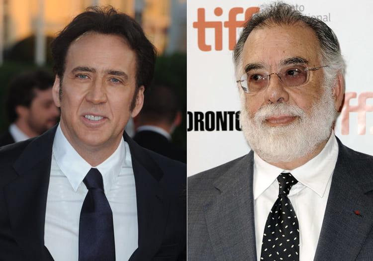 Nicolas Cage Est Le Neveu De Francis Ford Coppola Ces