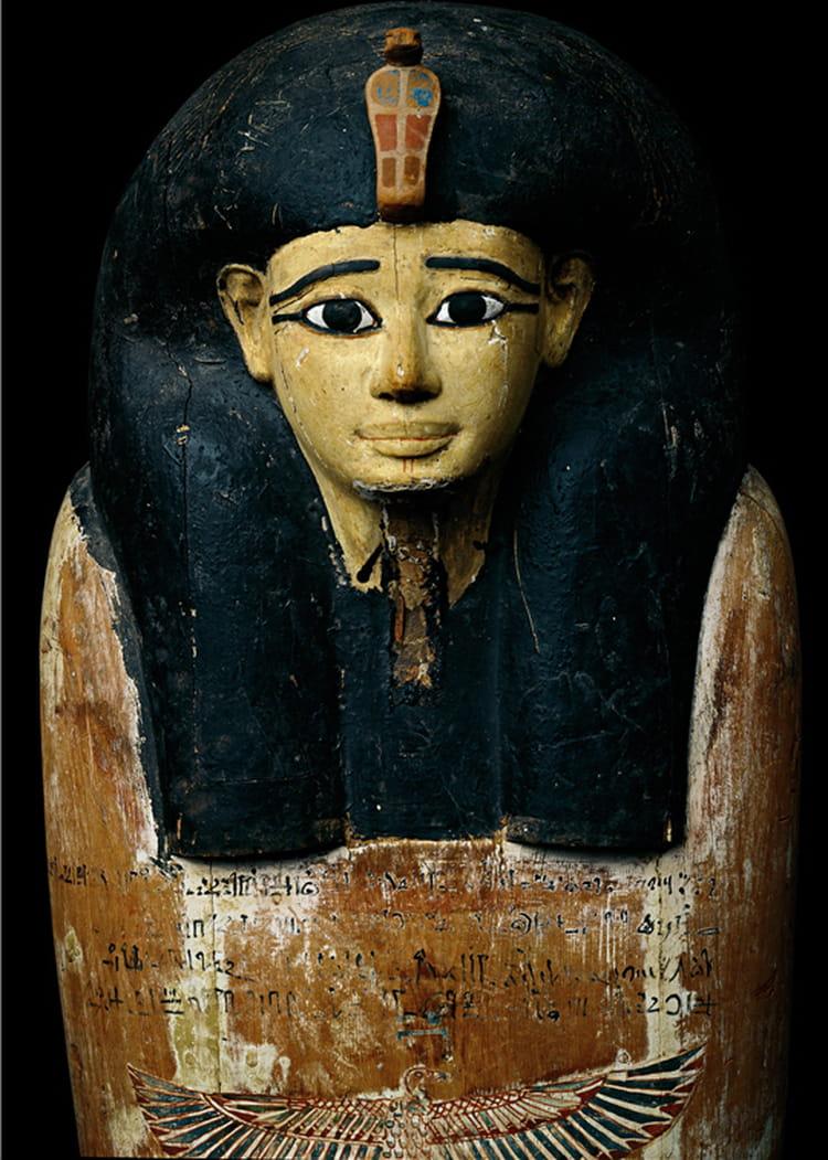 Sarcophage d'Amenhotep Ier