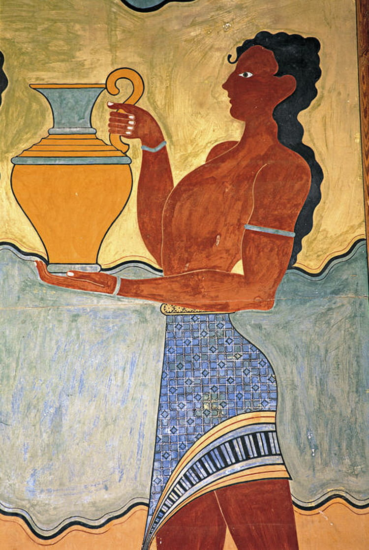 Fresque Cnossos
