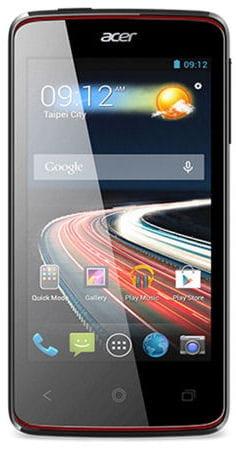Acer liquid z4 un rapport qualit prix tr s honn te 10 smartphones androi - Armoir pas cher moin 100 euro ...