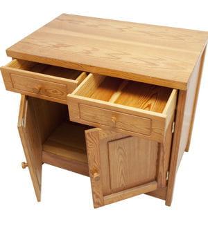 nettoyer ses meubles en bois brut. Black Bedroom Furniture Sets. Home Design Ideas