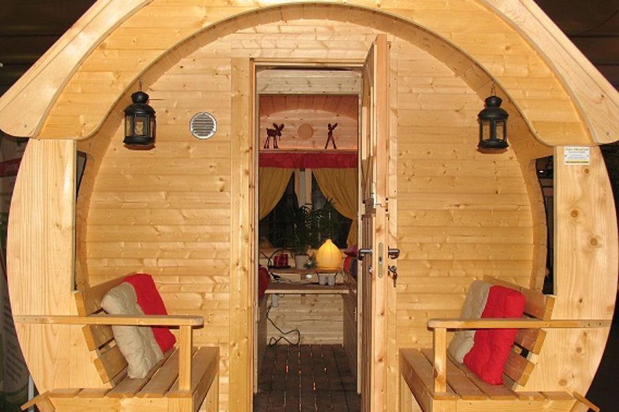 La maison tonneau - La maison des ursules ...
