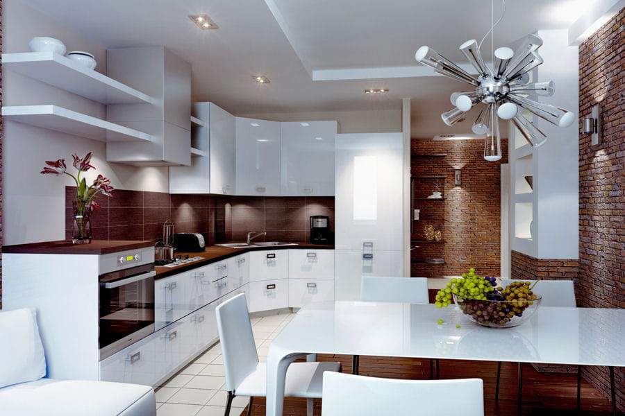 Changez l 39 clairage r nover une cuisine des astuces for Renover sa cuisine a petit prix