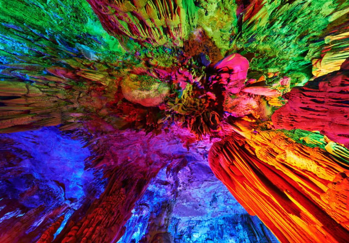 Les plus belles grottes du monde for Les plus belles tours du monde
