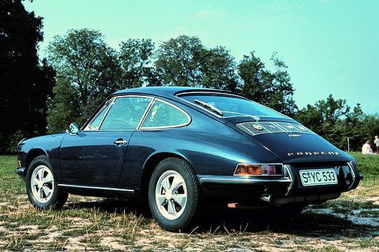 Porsche 911 S Une Version Plus Sportive