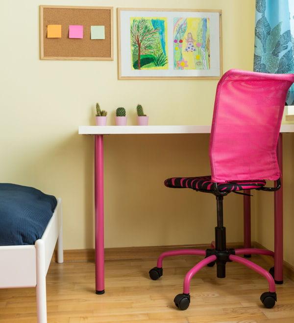 Des espaces bien distincts dans les chambres d enfant for Feng shui chambre enfant