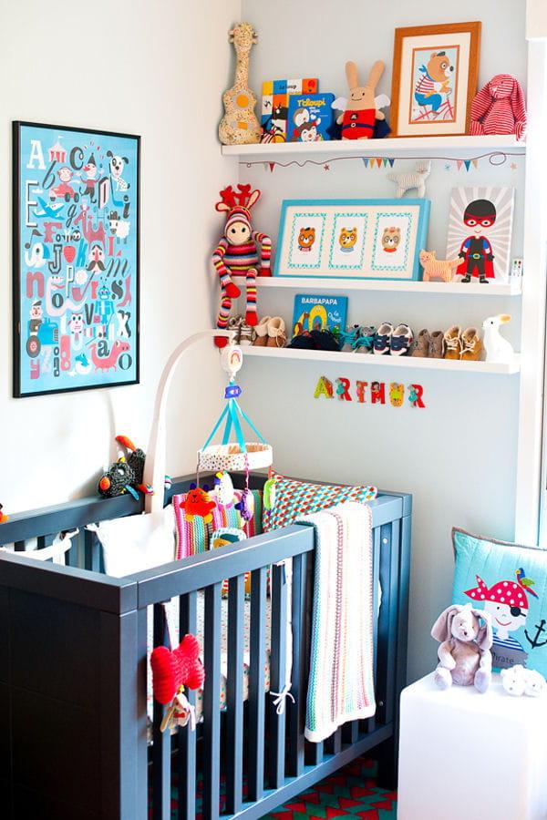 chambre bebe garcon original maison design. Black Bedroom Furniture Sets. Home Design Ideas