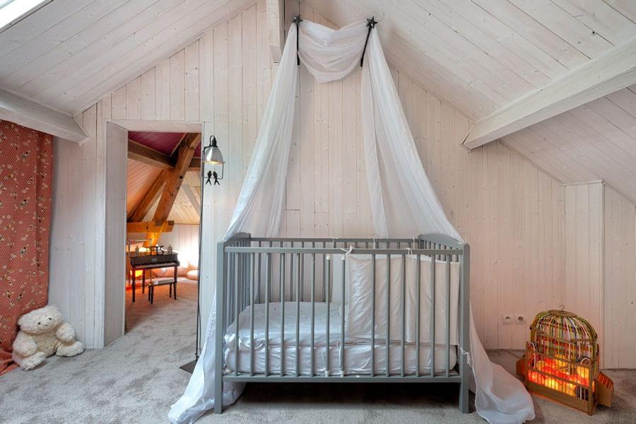 Des chambres de b b bien inspir es linternaute - Bricolage chambre bebe ...