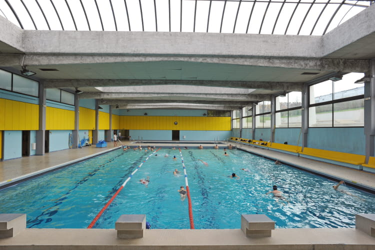 Piscine d 39 auteuil xvie arrondissement les 20 plus for Piscine emile anthoine