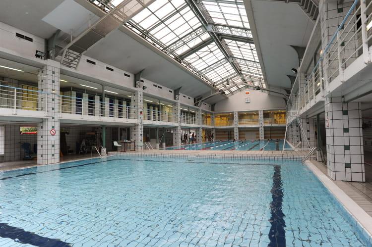 Piscine hebert xviiie arrondissement les 20 plus belles piscines de paris linternaute for Piscine hebert