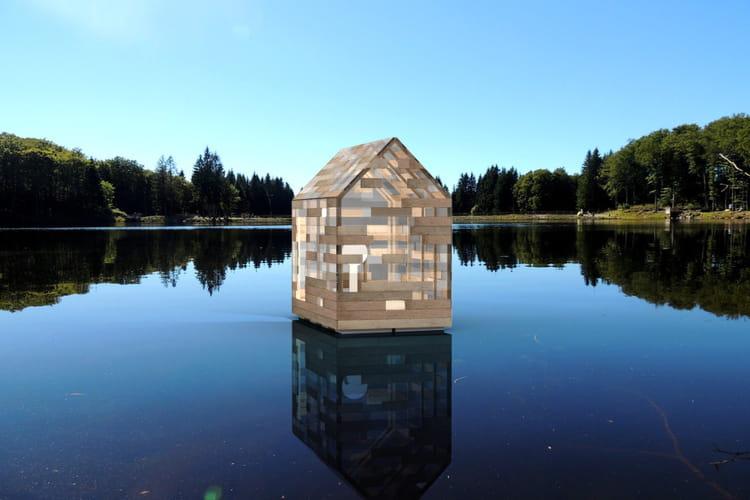allier montagne et art contemporain dans le massif central vacances en famille 20 id es pour. Black Bedroom Furniture Sets. Home Design Ideas
