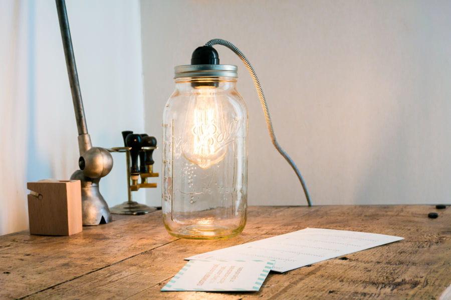 Une lampe en kit des id es de lampes faciles fabriquer linternaute - Fabriquer une suspension luminaire ...