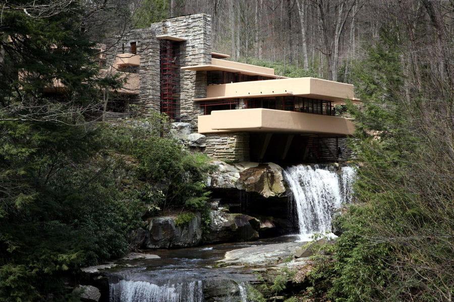 La maison cascade ces incroyables maisons sortent de l for Maison cascade