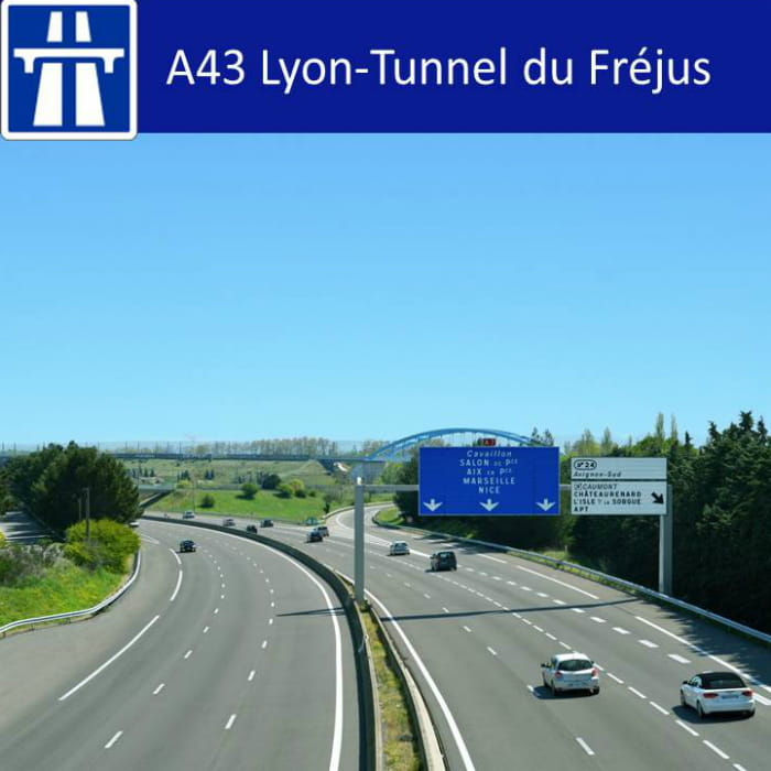 5e a43 lyon tunnel du fr jus 12 90 centimes km autoroutes quelles sont les plus ch res. Black Bedroom Furniture Sets. Home Design Ideas