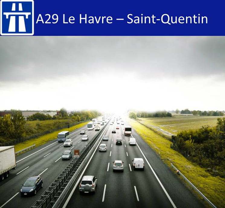16e a29 le havre saint quentin 9 14 centimes km autoroutes quelles sont les plus ch res. Black Bedroom Furniture Sets. Home Design Ideas