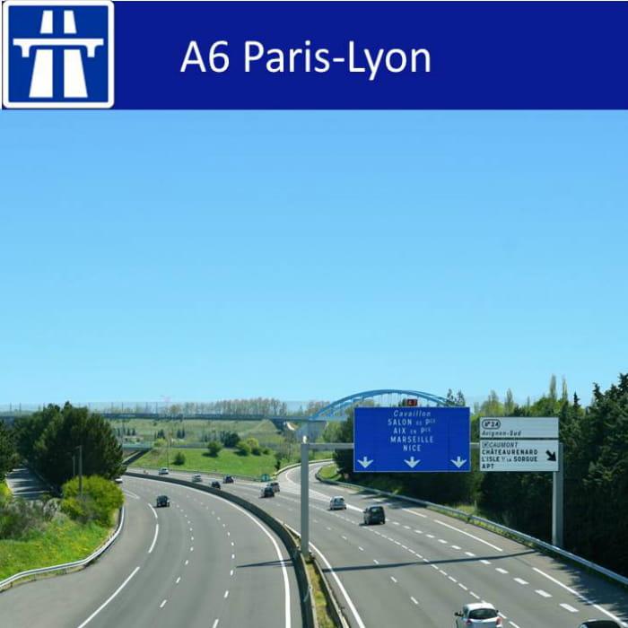 28e a6 paris lyon 7 40 centimes km autoroutes quelles sont les plus ch res de france. Black Bedroom Furniture Sets. Home Design Ideas
