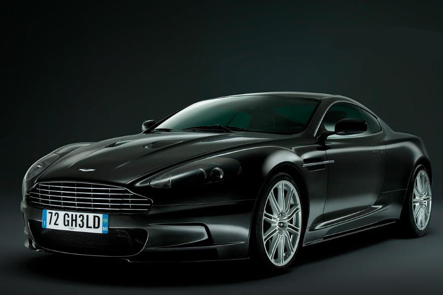aston martin dbs v12 voitures de james bond celles que. Black Bedroom Furniture Sets. Home Design Ideas