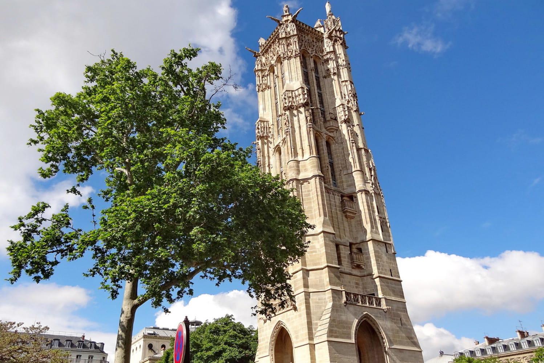 La tour saint jacques paris - Tour saint jacques paris ...
