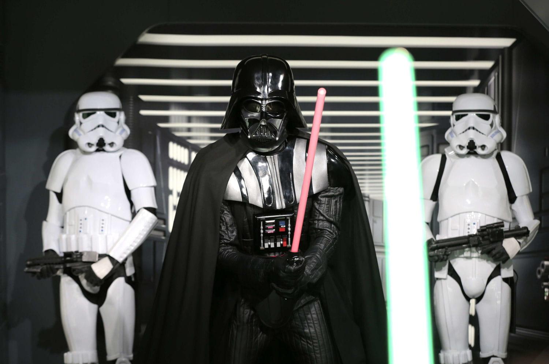 Dark vador pr sent dans star wars 8 - Photo dark vador ...