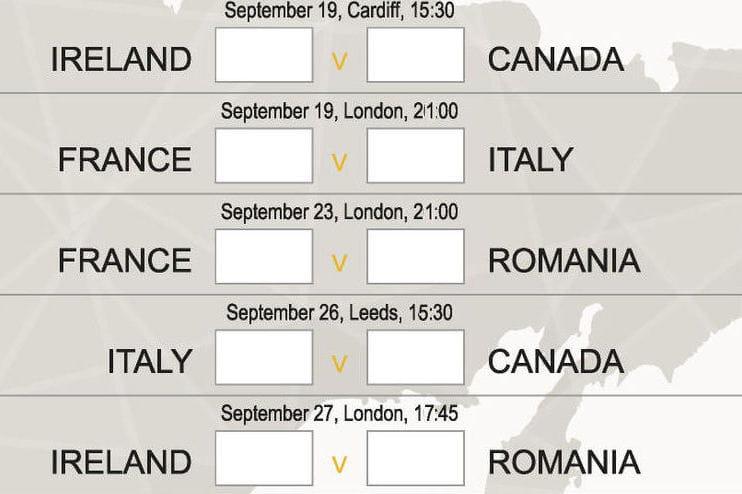 Tableau des rencontres t l charger un calendrier complet des matchs rien de plus pratique - Score coupe du monde de rugby 2015 ...
