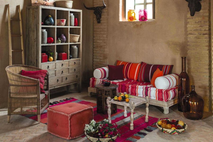 boh me 20 canap s tendance petit budget linternaute. Black Bedroom Furniture Sets. Home Design Ideas