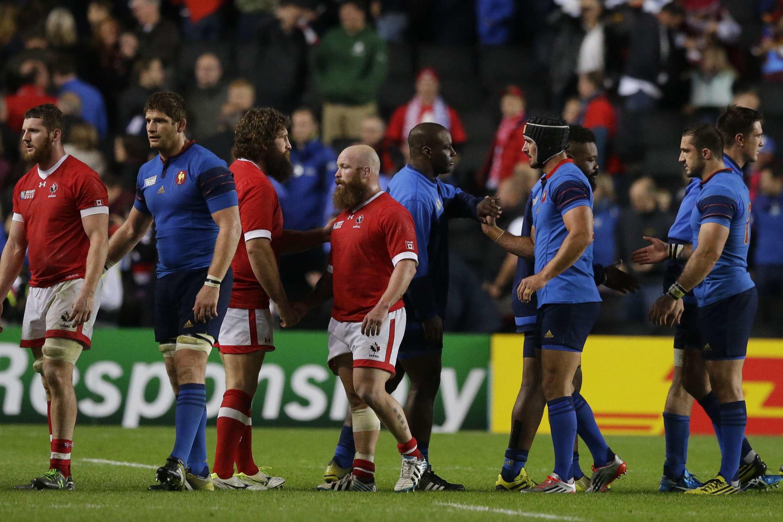 Coupe du monde de rugby 2015 calendrier classement et r sultats du mondial linternaute - Coupe du monde resultats ...