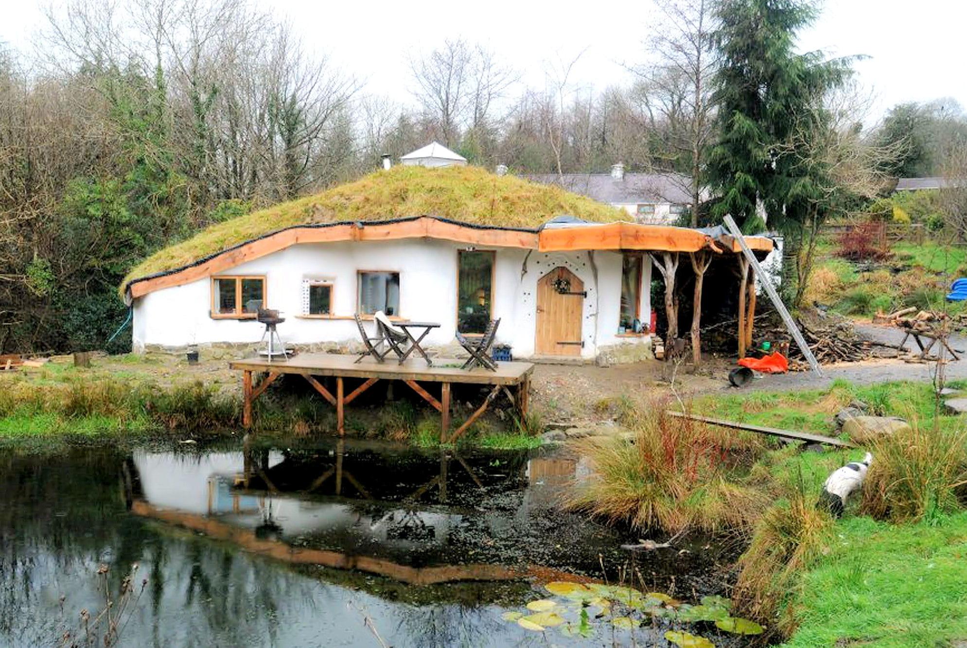 100 nature ces surprenantes maisons en pleine nature - Maison en pleine nature ...