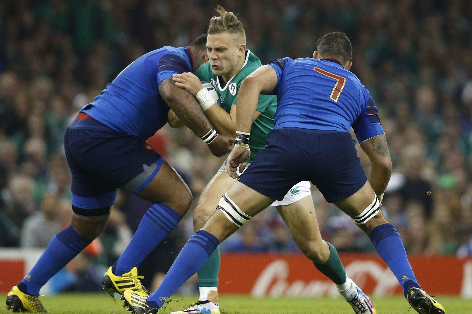 rugby score en direct