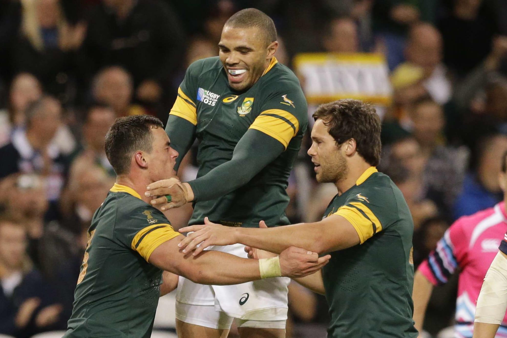 Coupe du monde de rugby 2015 calendrier r sultats et - Quart de finale coupe du monde 2015 ...