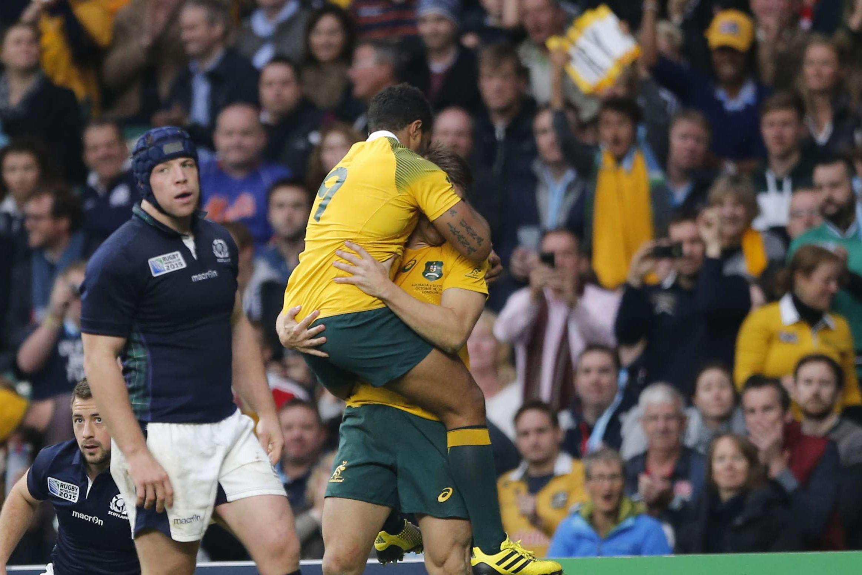 Coupe du monde de rugby 2015 l 39 ecosse choue tout pr s - Resultats coupe du monde de rugby 2015 ...