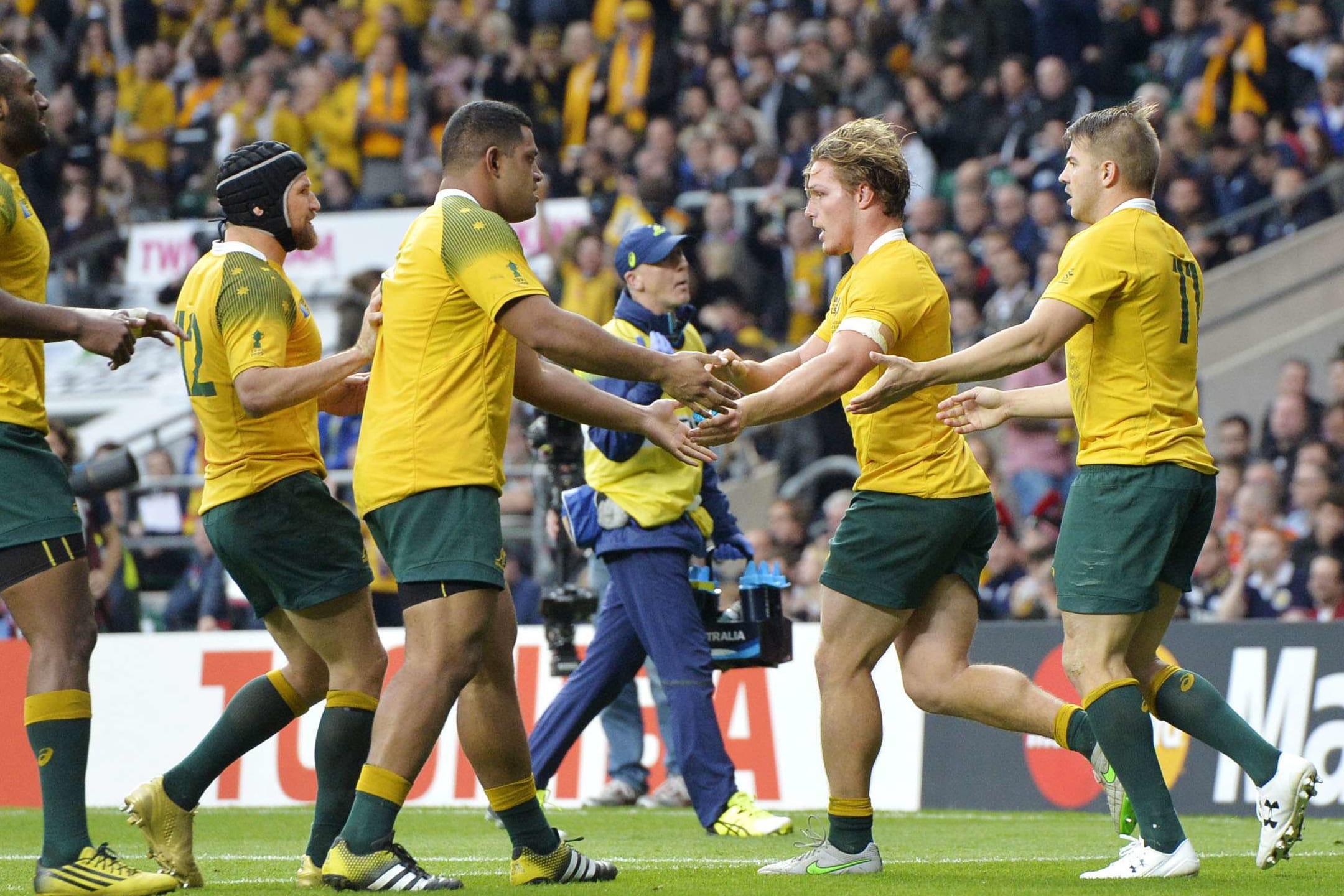 Coupe du monde de rugby 2015 le programme des demi - Classement coupe du monde de rugby ...