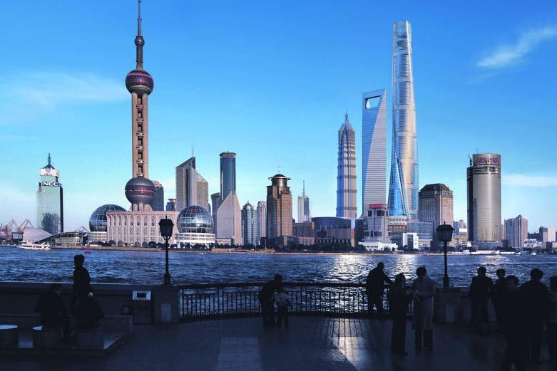 Clairage ext rieur auto suffisant shanghai tower la for Eclairage exterieur original
