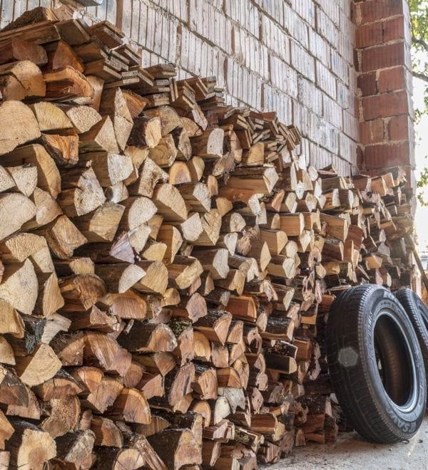 Bien ranger son bois pr parez votre maison avant l 39 hiver - Bien ranger sa maison ...