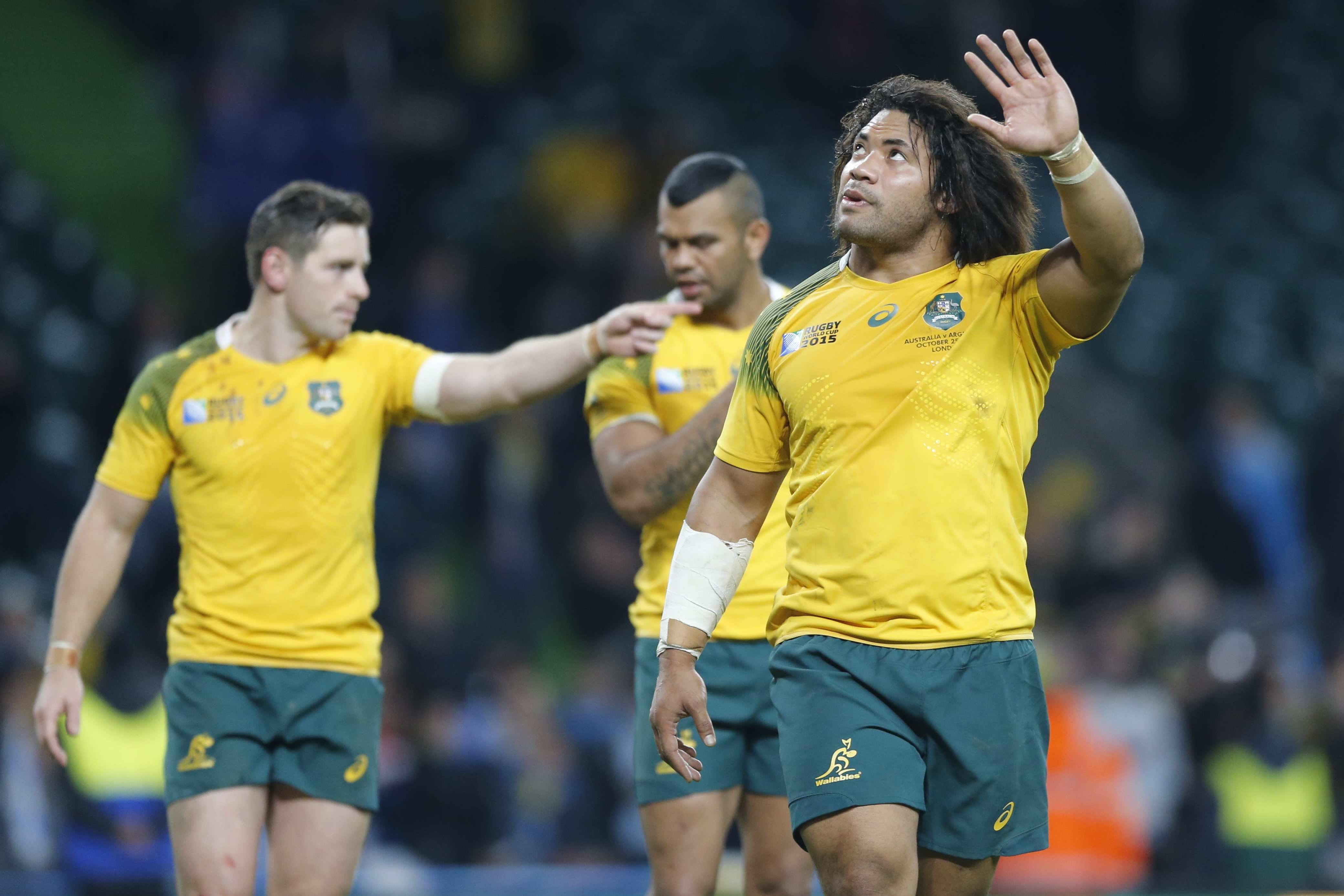 Coupe du monde de rugby 2015 avant la finale les - Finale coupe du monde 2015 ...