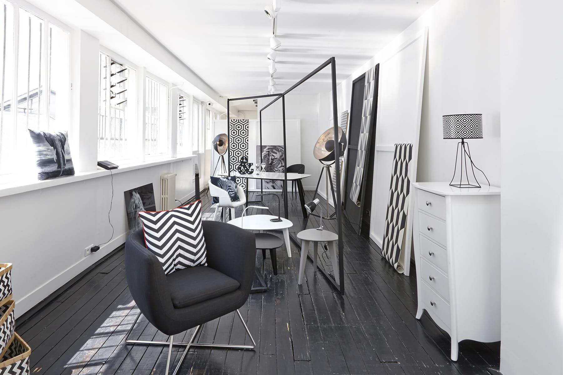 un int rieur vintage et ethnique des luminaires dans l 39 air du temps linternaute. Black Bedroom Furniture Sets. Home Design Ideas