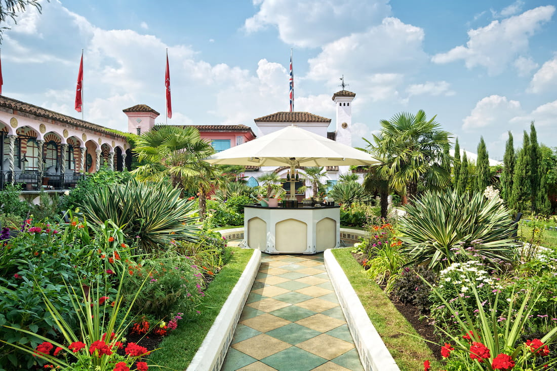 Les Jardins De Kensington Londres Tour Du Monde Des
