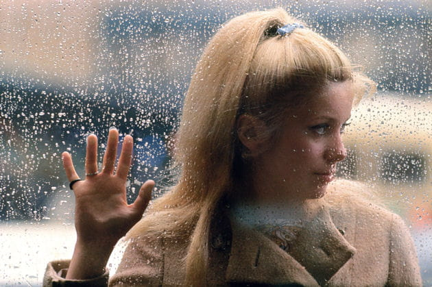Catherine deneuve blonde iconique les photos mythiques for Les jardins de catherine