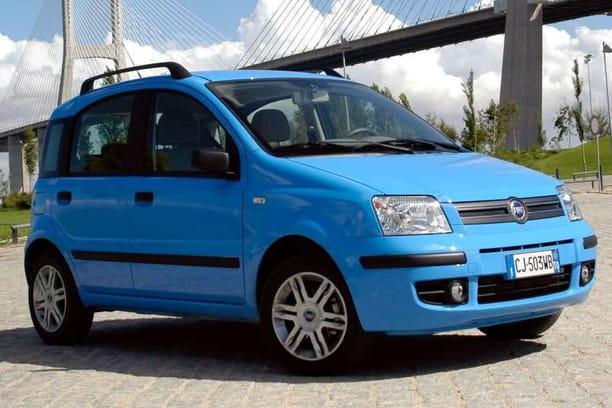 2004 : Fiat Panda : Voiture de lannée : lOpel Astra remporte le ...