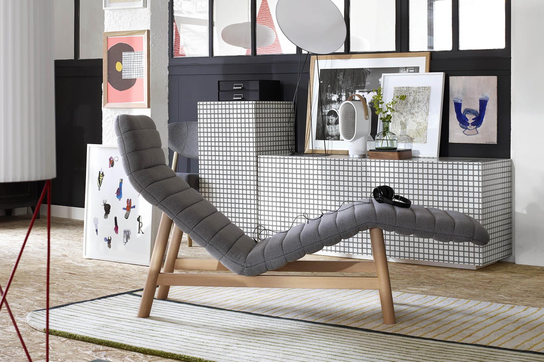 La chaise longue d 39 appartement beaux et confortables for Chaises longues confortables