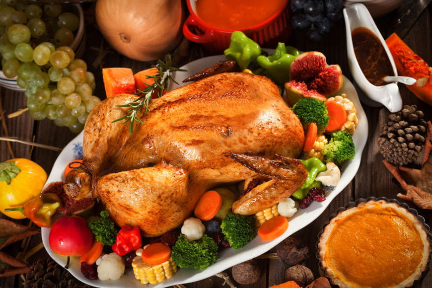 Thanksgiving date