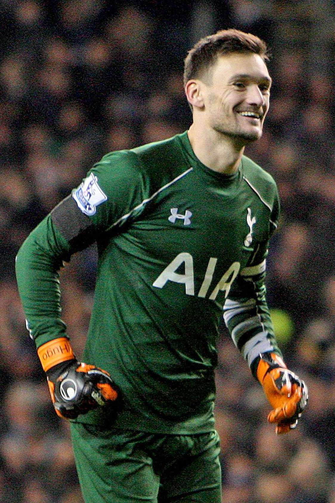 7e ex aequo hugo lloris tottenham 117 000 euros l 39 arr t les gardiens de but les plus. Black Bedroom Furniture Sets. Home Design Ideas