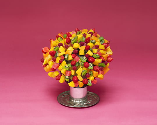 bouquet de fruits les plus belles photos culinaires de l 39 ann e linternaute. Black Bedroom Furniture Sets. Home Design Ideas