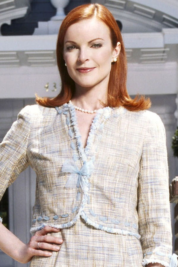 marcia cross alias bree van de kamp desperate housewives que sont devenus les acteurs de la. Black Bedroom Furniture Sets. Home Design Ideas