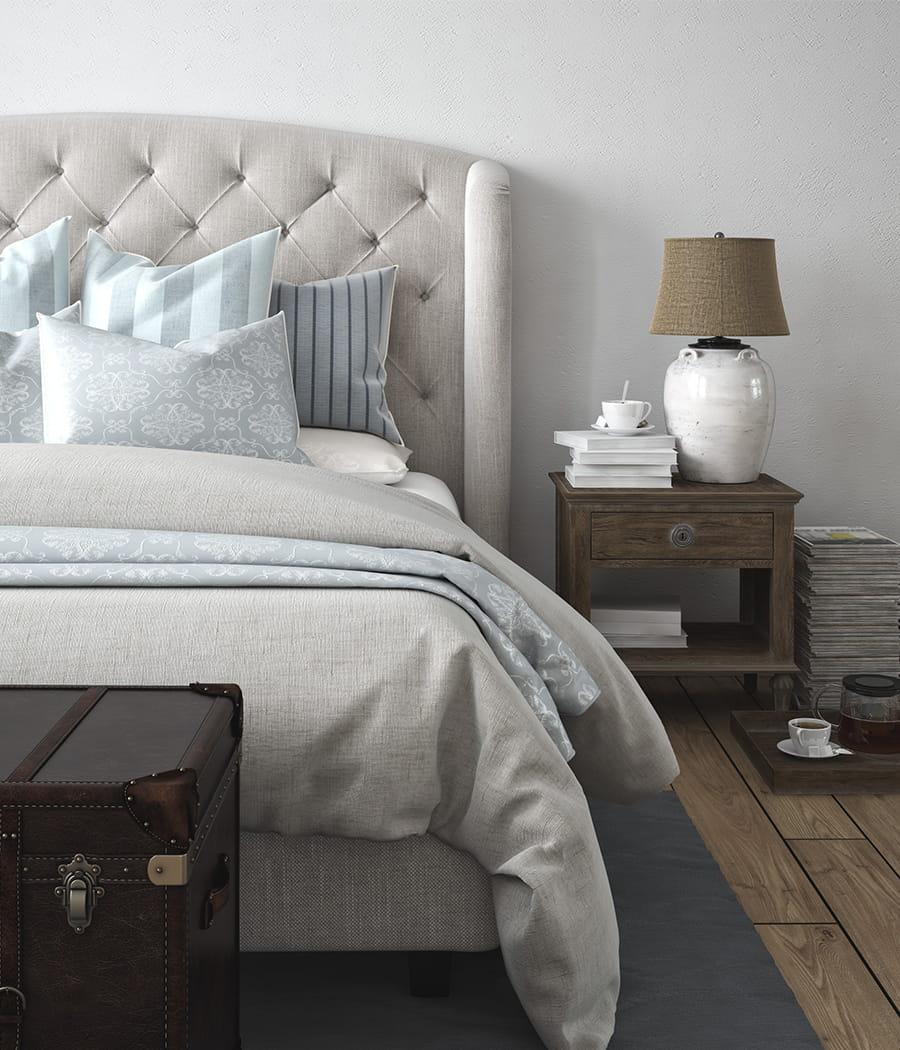 orienter son lit vers le nord ou l 39 est objectif mieux dormir 20 conseils pour la chambre. Black Bedroom Furniture Sets. Home Design Ideas