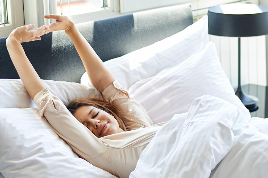 objectif mieux dormir 20 conseils pour la chambre linternaute. Black Bedroom Furniture Sets. Home Design Ideas