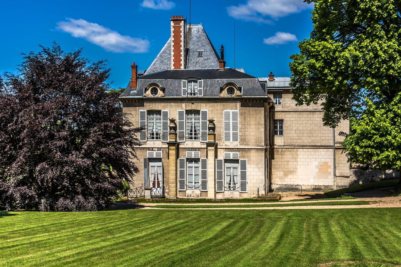 Le ch teau de malmaison napol on bonaparte et jos phine 20 lieux en france - Chateau de beauharnais ...